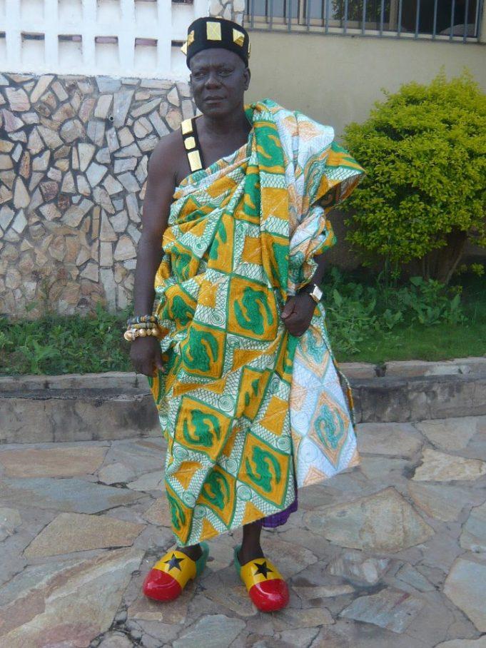 Chief Nana Okrukata V