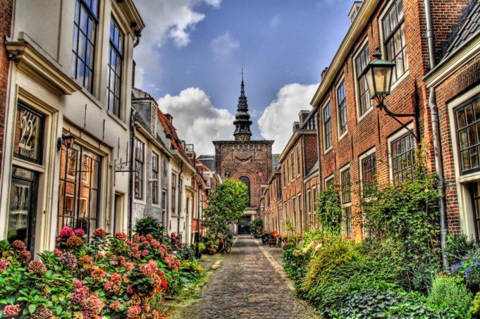 Haarlem hofjes