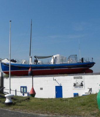 Lifeguard Museum in Hoek van Holland