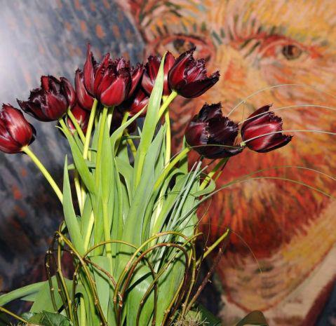 van Gogh tulip