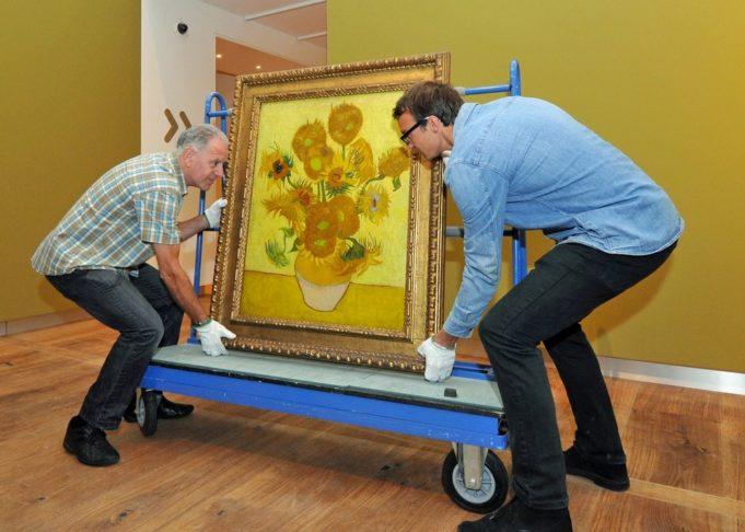 Rembrandt Van Gogh