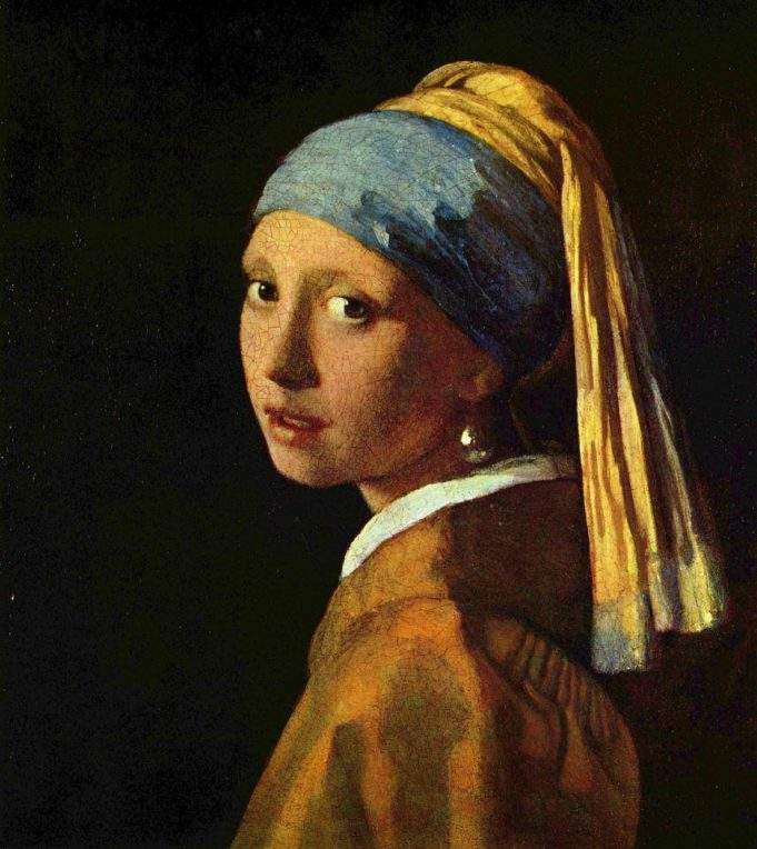 Vermeer The girl with a pearl earring