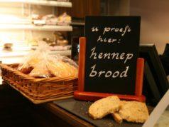 Dutch hemp bread
