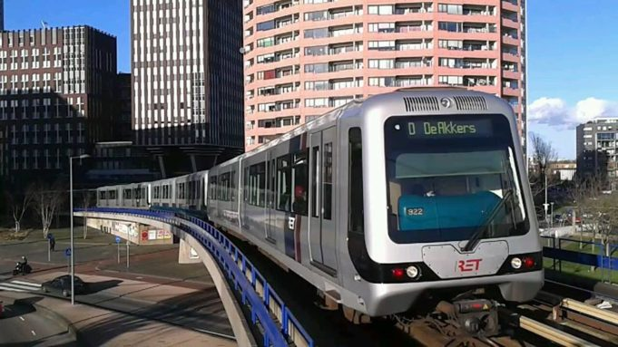 metro Rotterdam RET