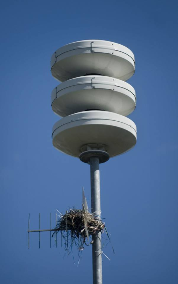 civil defense sirens