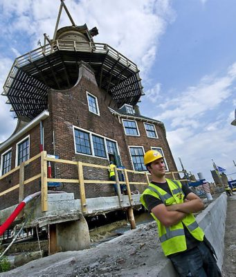 windmill Delft
