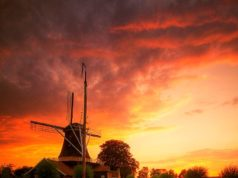 Windmill 'Ter Horst' in Rijssen (Overijssel)