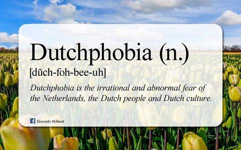 Dutchphobia