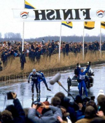Elfstedentocht 1986