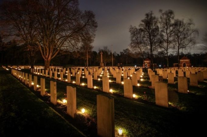 Holten Canadian War Cemetery