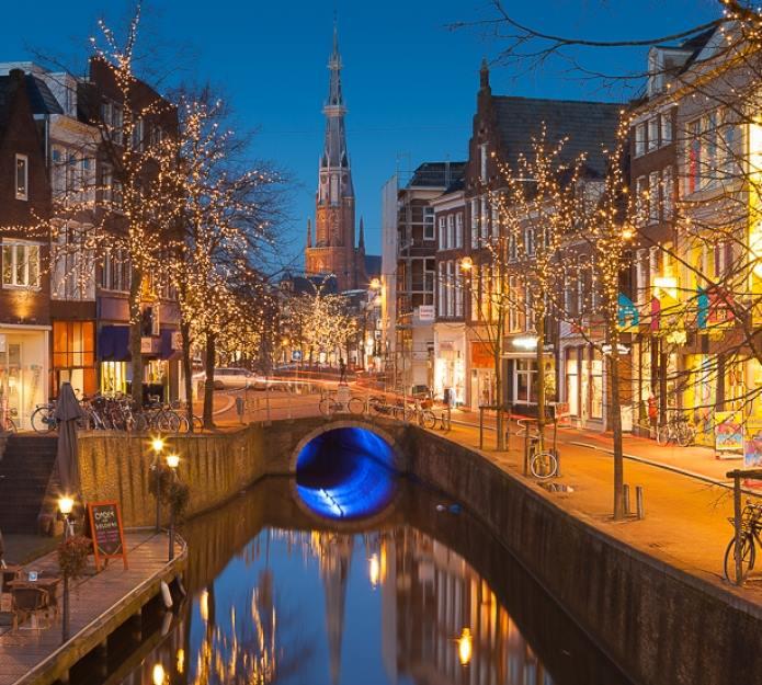 Leeuwarden In Holland