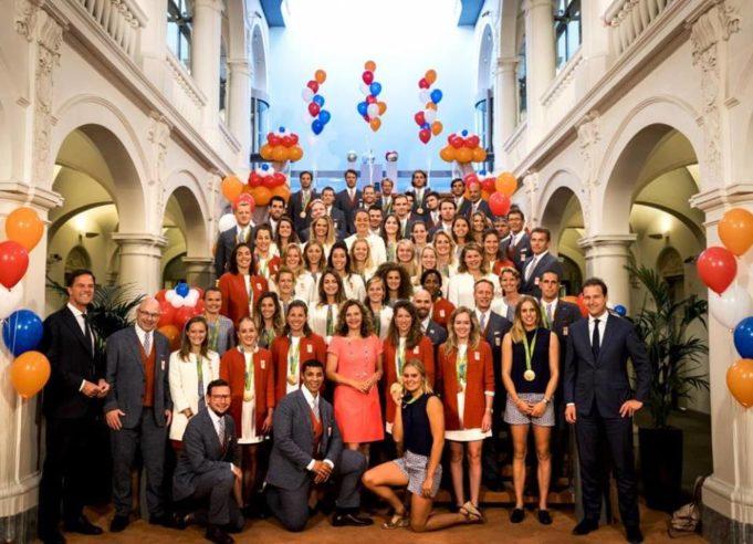 Rio Olympics Team NL