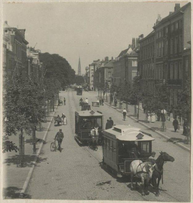 tram The Hague