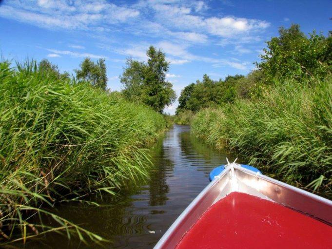 National Park Weerribben-Wieden
