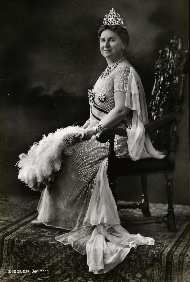 Wilhelmina елизавета николаева