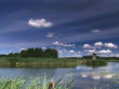 Pendrechtse Windmill in Barendrecht (South Holland)