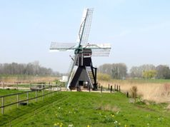 Windmill 'Follega' in Laag-Keppel (Gelderland)