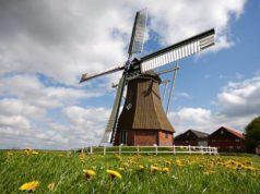 windmill Nieuw Scheemda