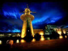 Windmill 'De Nolet' in Schiedam (South Holland)