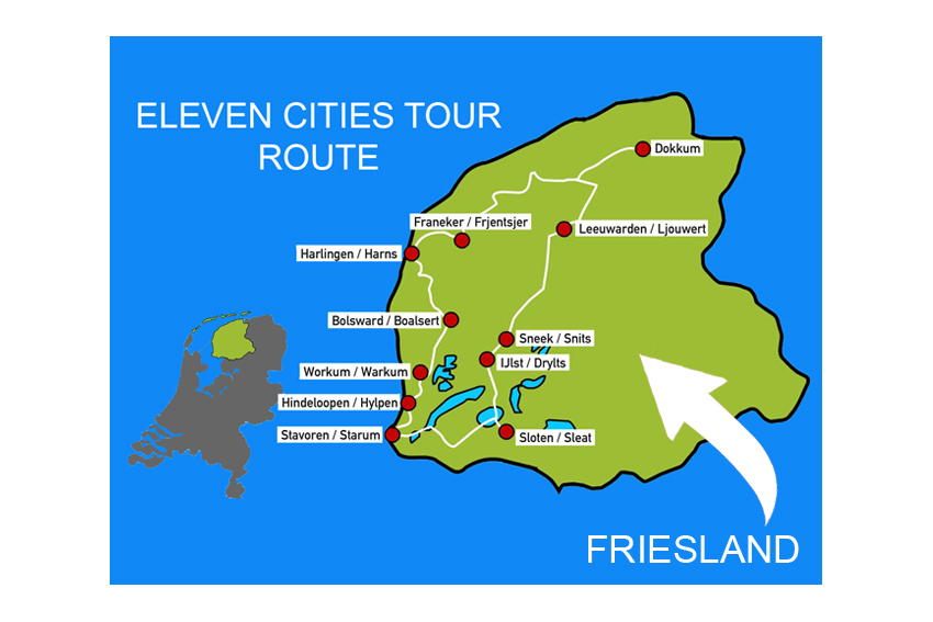 7 reasons to visit Friesland this summer Heavenly Holland