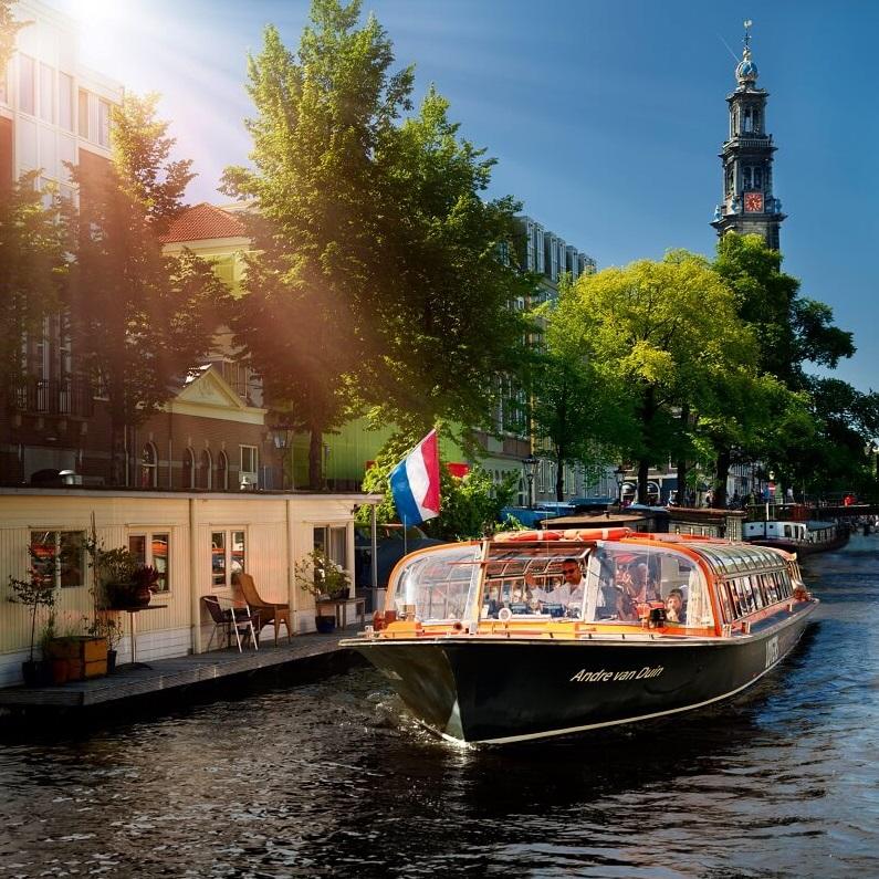 Amsterdam canal cruise Amsterdamu0027s first canal cruise