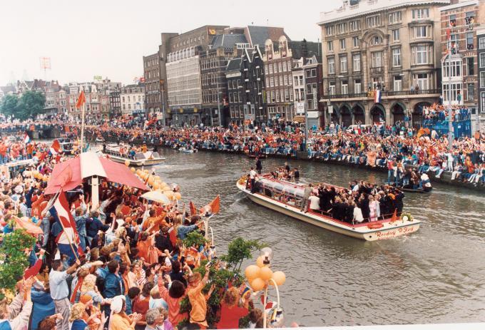 EURO 1988 Netherlands victory Amsterdam