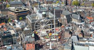 funfair kermis Amsterdam