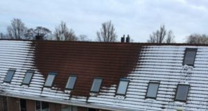 Did you know that it is easy peasy for the Dutch police to spot houses where cannabis is cultivated? Snow will melt because of heat lamps used to nurture the plants.