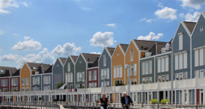 Did you know that today Houten was choosen as the best Bicycle City ('Fietsstad' in Dutch) in the Netherlands?