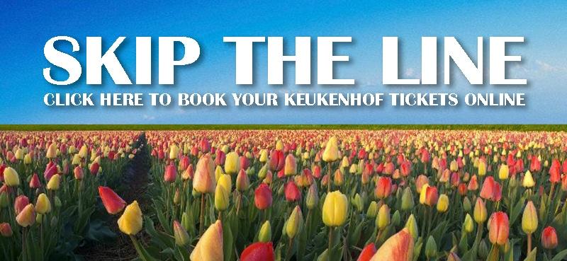 Keukenhof skip the line