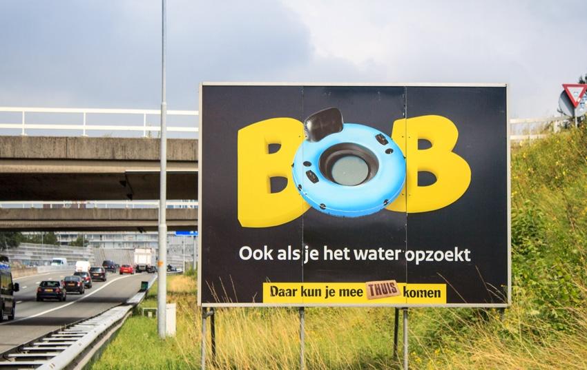 BOB means 'consciously sober driver'