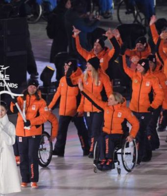 Did you know that the heroes of Team NL have won 3 gold medals, 3 silver medals and 1 bronze medal at the Paralympics in South Korea? With a total of 7 medals this was the most succesful Paralympics for the Netherlands ever!