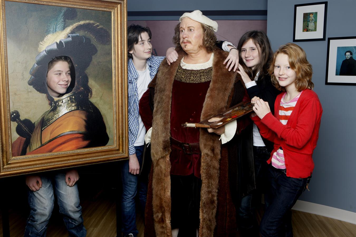 Madame Tussauds Rembrandt