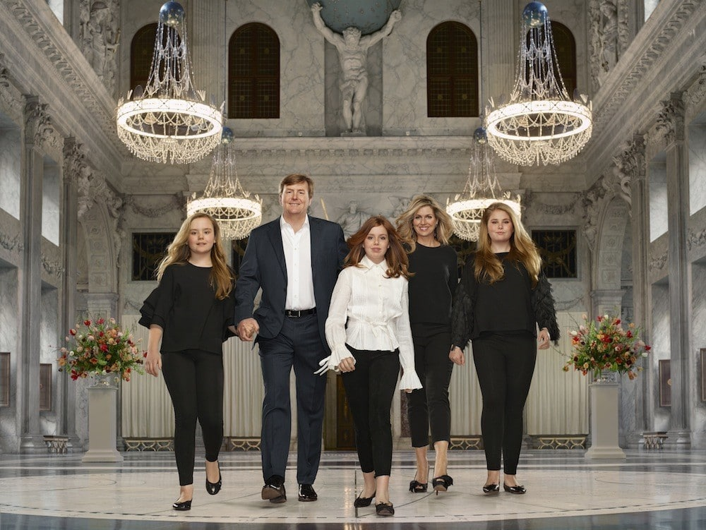 Dutch Royal Family 2018