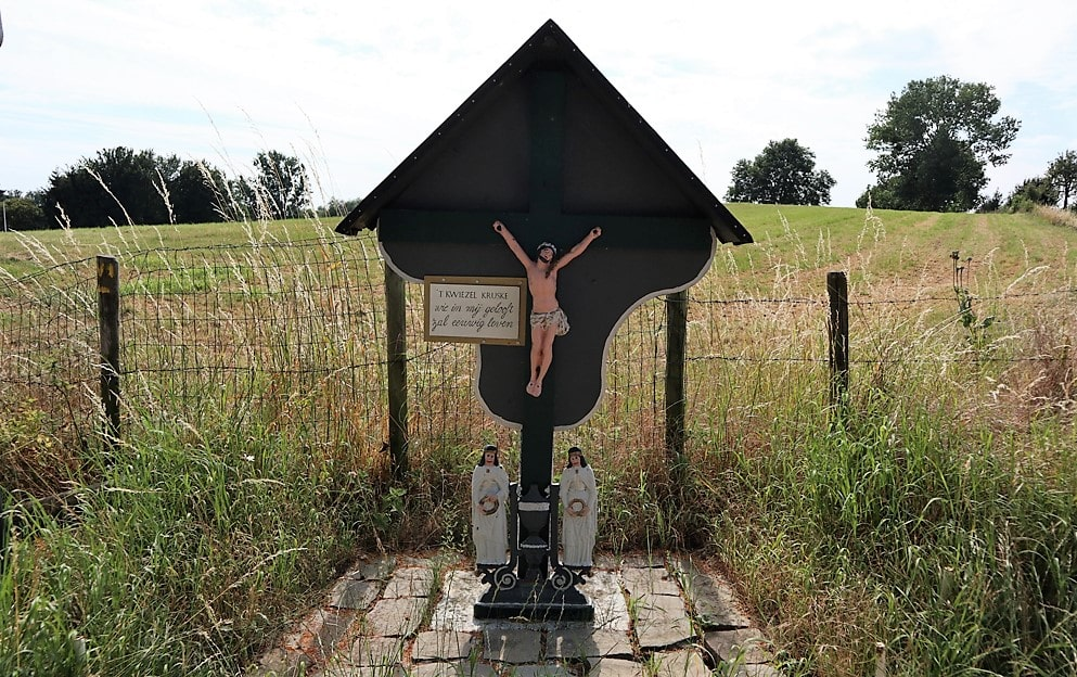 Did you know that Mesch in South Limburg was the very first place in the Netherlands to be liberated from German occupation in 1944? This is where the American army crossed the border from Belgium to the Netherlands on Tuesday 12 September 1944.